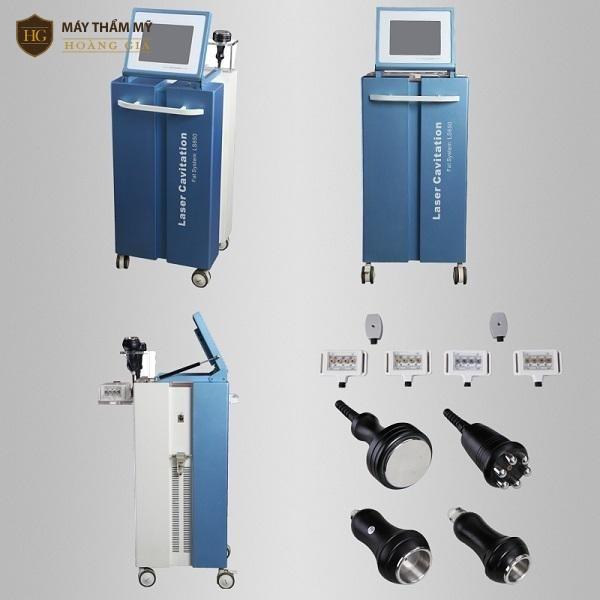 Máy giảm béo Cavitation Laser – LS650 A5